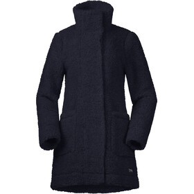 Bergans W's Oslo Wool LooseFit Jacket Dark Navy